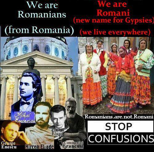 romani versus tigani