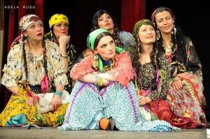 Adela Rusu - Tiganiada - Teatrul de stat regina Maria Oradea