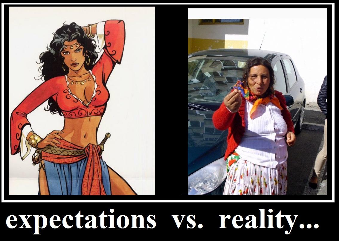 tiganci frumoase asteptari versus realitate